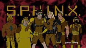 sphinx-venture-bros