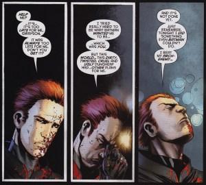 Jason in Batman and Robin