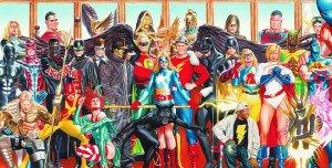 Justice Society of America (JSA)