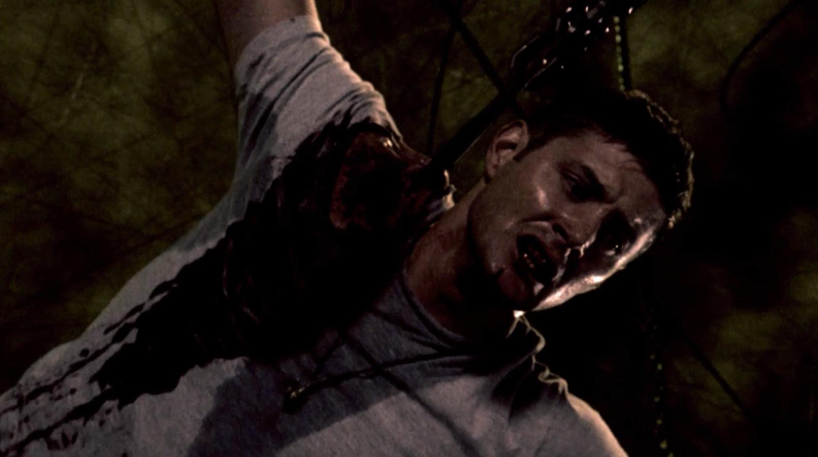 Supernatural Seasons 1-5  Supernatural Dean In Hell