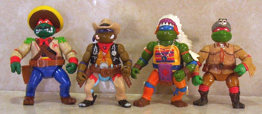 Best Ninja Turtle Toys : The credible hulk s top ninja turtle figures