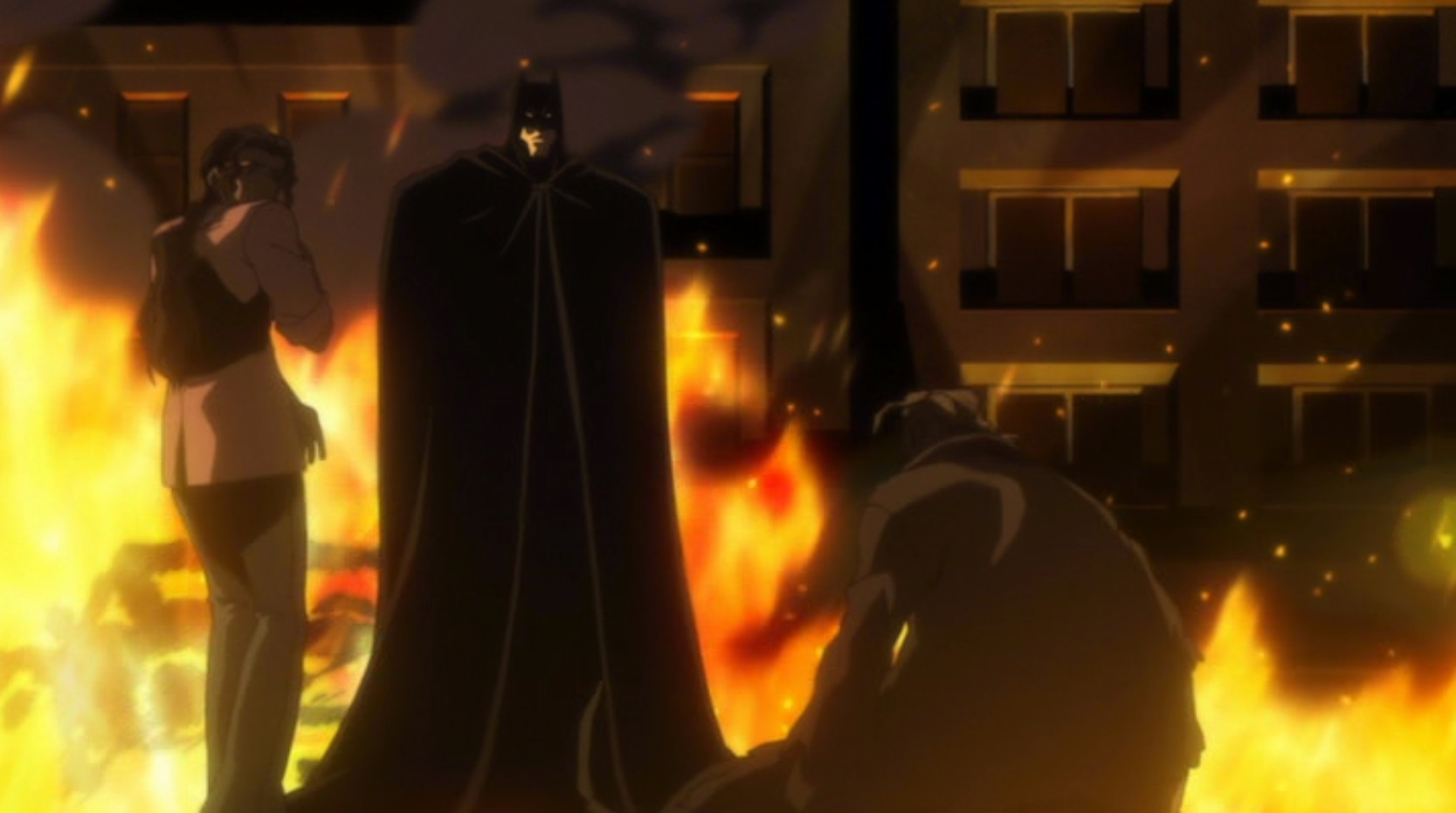 DC Animated: Batman – Gotham Knights Review | The Credible ...