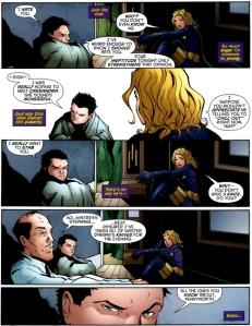 Batgirl (Stephanie Brown) & Robin (Damian Wayne)