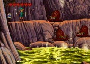 Link: Faces of Evil