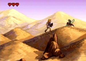 Zelda: Wand of Gamelon