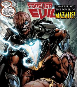 Forever Evil #6, Mazahs - Alexander Luthor