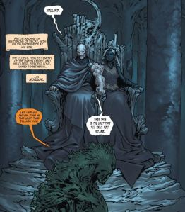 Swamp Thing: Futures End #1