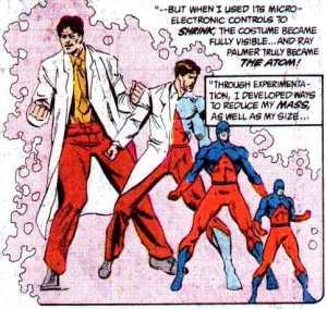 The Atom  - Ray Palmer