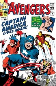 Avengers #4 (1963)
