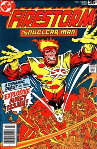 Firestorm: The Nuclear Man #1