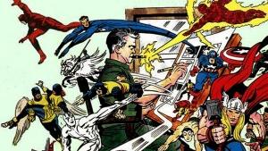 Jack Kirby's Marvel Creations