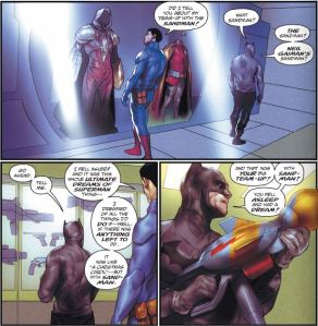 The Multiversity - The Just #1