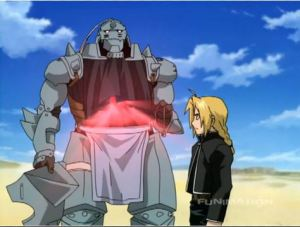 Alphonse as the Philosopher's Stone